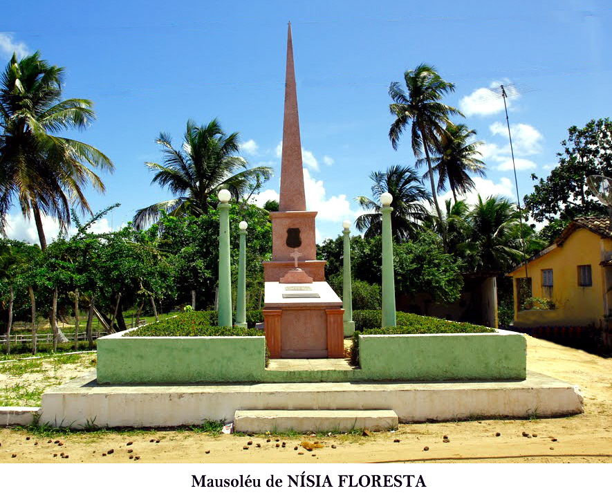 mausoleu de nisiafloresta
